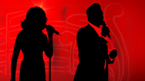 Mad About The Musicals silhouettes
