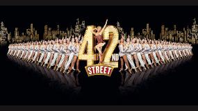 42nd Street chorus line
