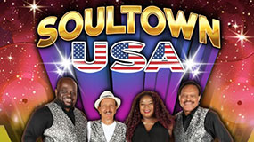 Soul Town USA featuring The Platters