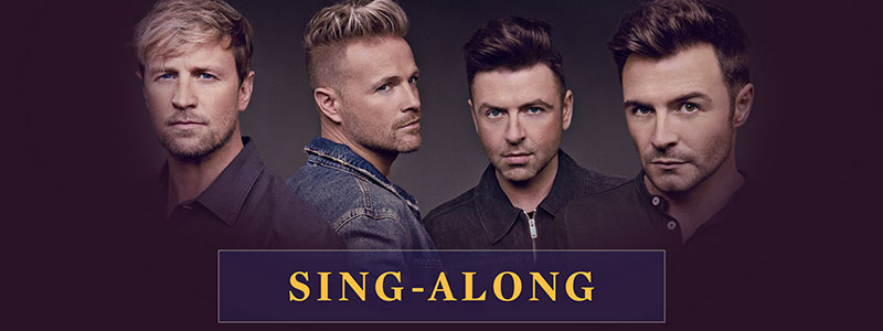 Westlife The Twenty Tour: Sing-Along