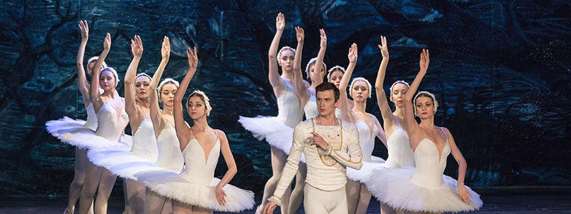 Russian National Ballet: Swan Lake